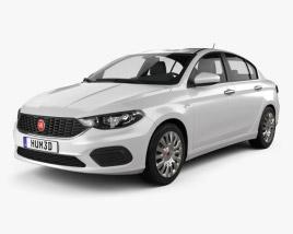 Fiat Egea Easy 2016 3D model