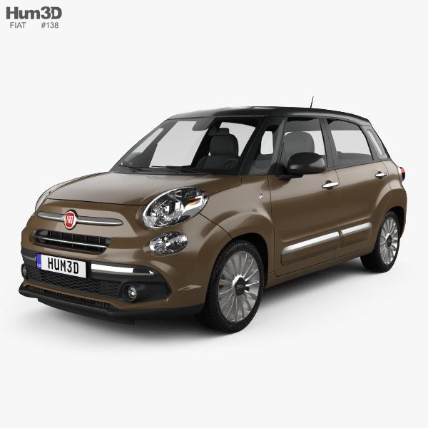 Fiat 3D Models