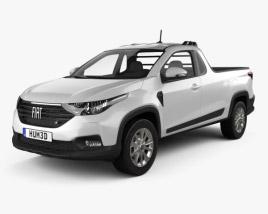 Fiat Strada CS Freedom 2020 3D model