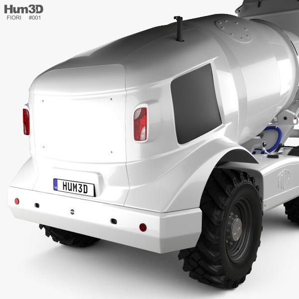 Fiori 3dm.Fiori Db X35 2015 3d Model Vehicles On Hum3d