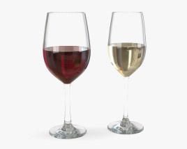 Wine Glass 3D model