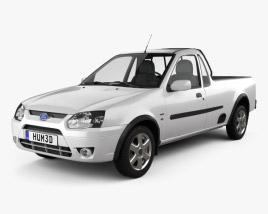 Ford Bantam 2012 3D model