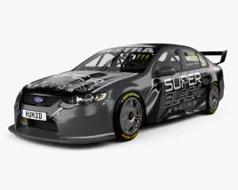 Ford Falcon (FG) V8 Supercars 2014 3D model