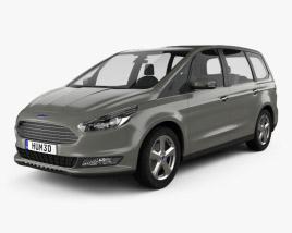 Ford Galaxy 2015 3D model