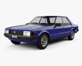 Ford Falcon 1979 3D model