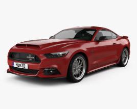 Ford Mustang Shelby Super Snake 2015 3D model