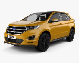Ford Edge Sport 2016 3D model
