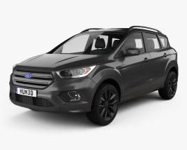 Ford Kuga 2016 3D model