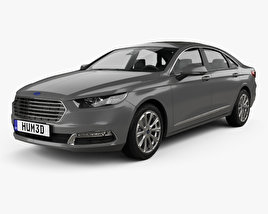 Ford Taurus CN-spec 2016 3D model