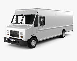 Freightliner MT-45 Van 2013 3D model