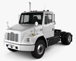 Freightliner FL70 Tractor Truck 2003 3D model