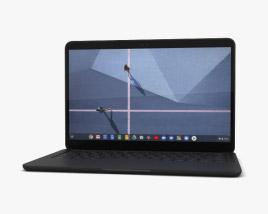 Google Pixelbook Go Just Black 3D model