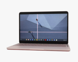 Google Pixelbook Go Not Pink 3D model