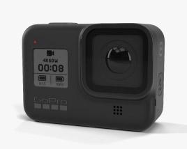 Gopro HERO8 Black 3D model