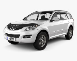 Great Wall Hover (Haval) H5 2010 3D model