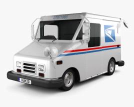 Grumman Long Life Vehicle 1987 3D model