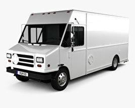 Grumman Van 2017 3D model