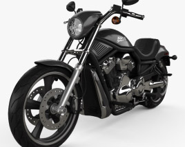 Harley-Davidson VRSCD Night Rod 2006 3D model