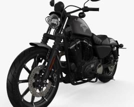 Harley-Davidson Sportster Iron 883 2016 3D model