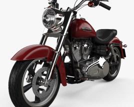 Harley-Davidson Dyna Switchback 2012 3D model