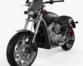Harley-Davidson Street Rod XG750 2017 3D model