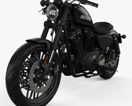 Harley-Davidson XL 1200 CX Roadster 2018 3D model