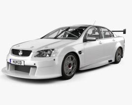 Holden Commodore V8 Supercar 2012 3D model