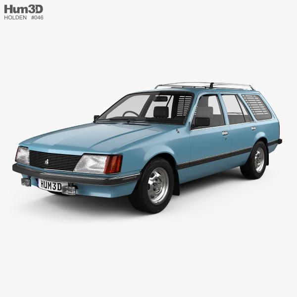 Holden Commodore 3D Models Download - Hum3D