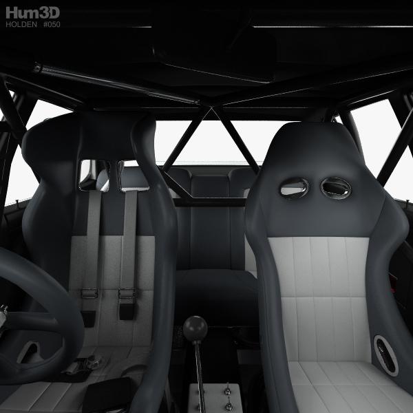 holden torana 4 door race car with hq interior 1977 3d model hum3d. Black Bedroom Furniture Sets. Home Design Ideas