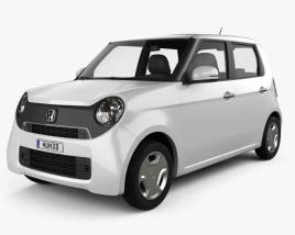 Honda N-One 2013 3D model