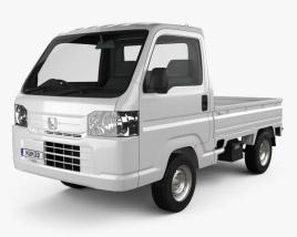 Honda Acty (Vamos) Truck 2012 3D model