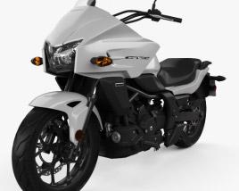 Honda CTX700 2012 3D model
