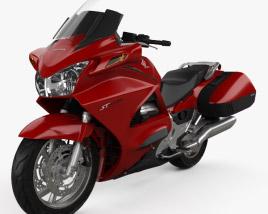 Honda ST1300 2013 3D model