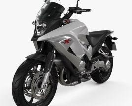 Honda VFR800X Crossrunner 2011 3D model