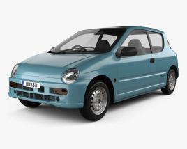 Honda Today (JA4) 1996 3D model