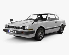 Honda Prelude 1978 3D model