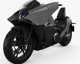 Honda NM4 Vultus 2014 3D model