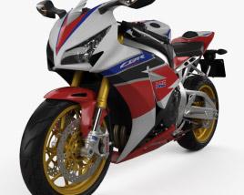 Honda CBR1000RR Fireblade 2016 3D model