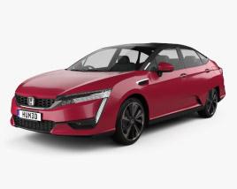 Honda FCX Clarity 2016 3D model
