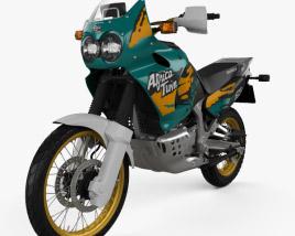Honda XRV750 Africa Twin 1993 3D model