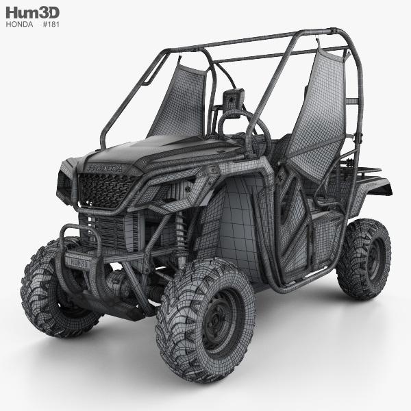 Honda Pioneer 500 2016 Model