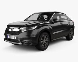 Honda Avancier 2016 3D model
