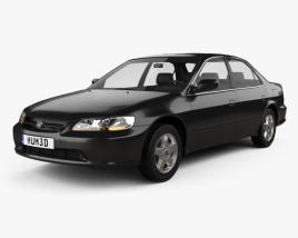 Honda Accord EX (US) 1998 3D model