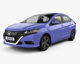 Honda Gienia 2016 3D model