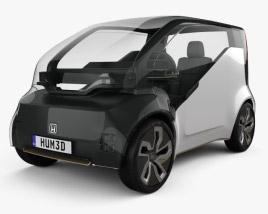 Honda NeuV 2017 3D model