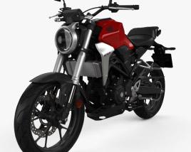 Honda CB300R 2018 3D model