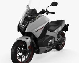 Honda NC750D INTEGRA ABS DCT 2019 3D model