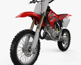 Honda CR85R 2002 3D model