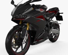 Honda CBR250RR 2020 3D model