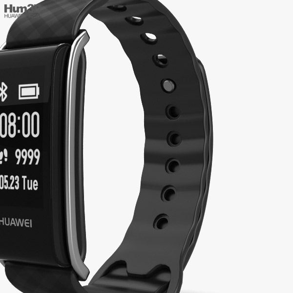 huawei color band a2 manual